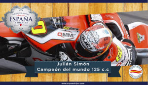 Julian simon campeon del mundo